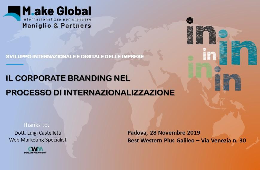 Evento LinkedIn a Padova