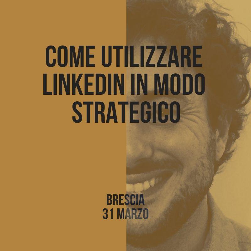 LinkedIn corso a Brescia