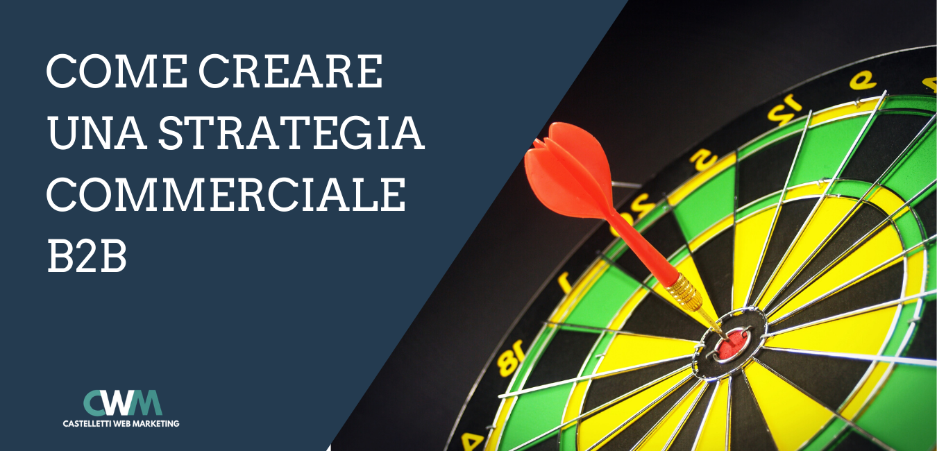 strategia commerciale b2b