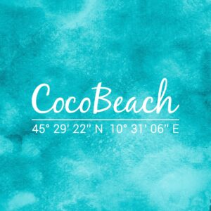 coco beach progetto web marketing