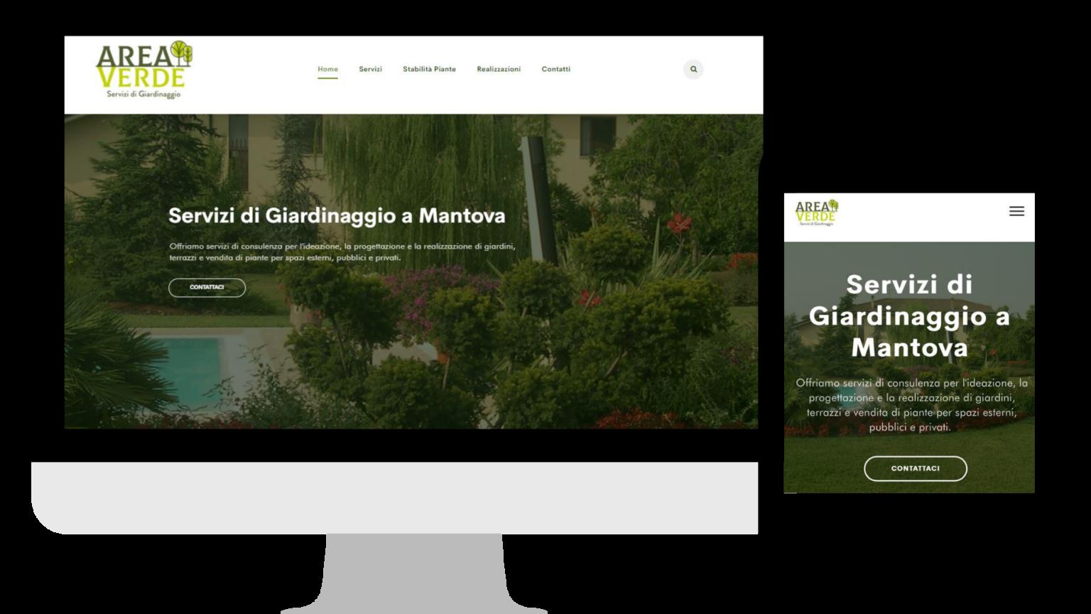 realizzazione sito web mantova